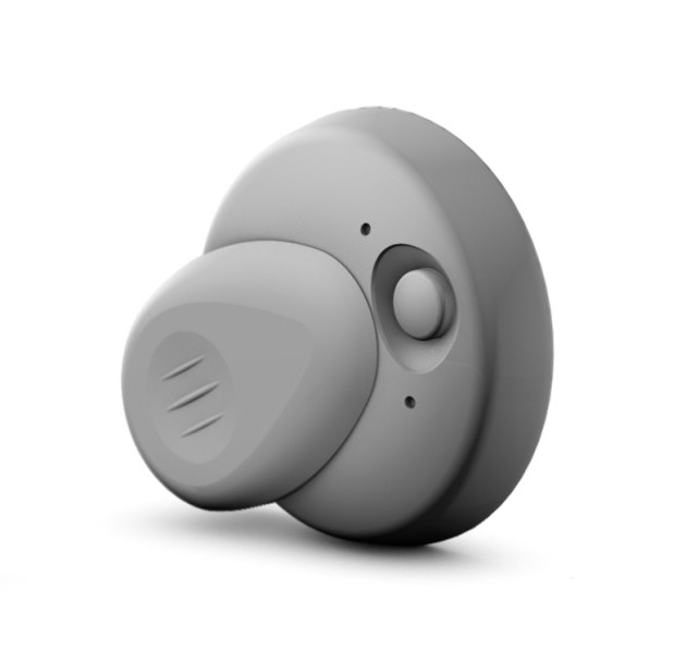 The design of RONDO was based on the sound processor for Vibrant Soundbridge Middle Ear Implant.